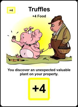 Sample Card: Truffles